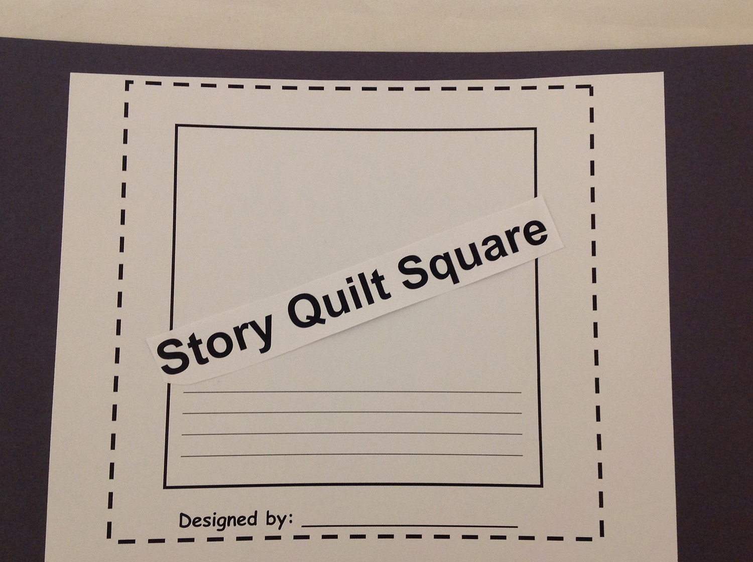 Reading Response Book Quilts | Scholastic : reading quilt - Adamdwight.com