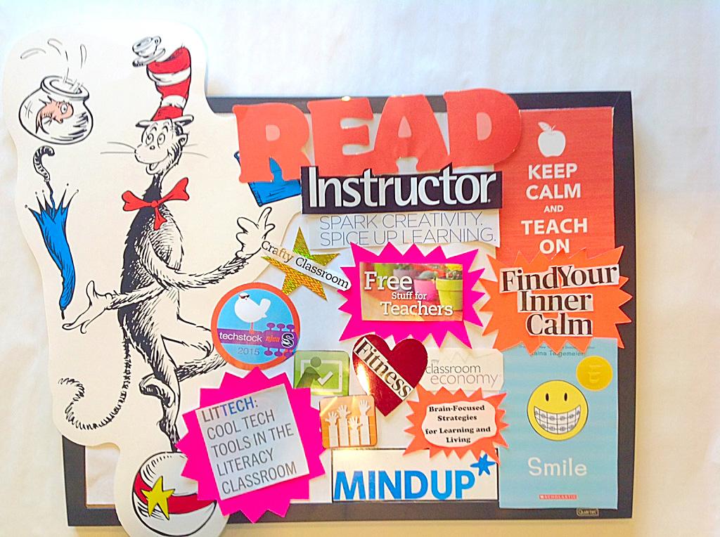 Creating a Teacher Vision Board | Scholastic