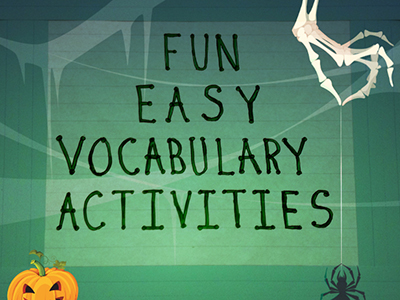 Fun and Easy Vocabulary Activities | Scholastic