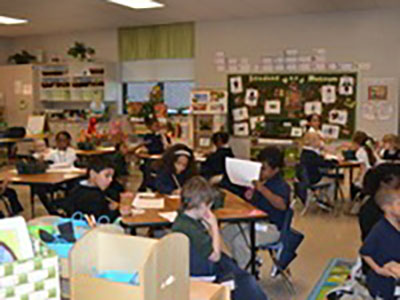 Characteristics Of Great Kindergarten Classrooms Scholastic