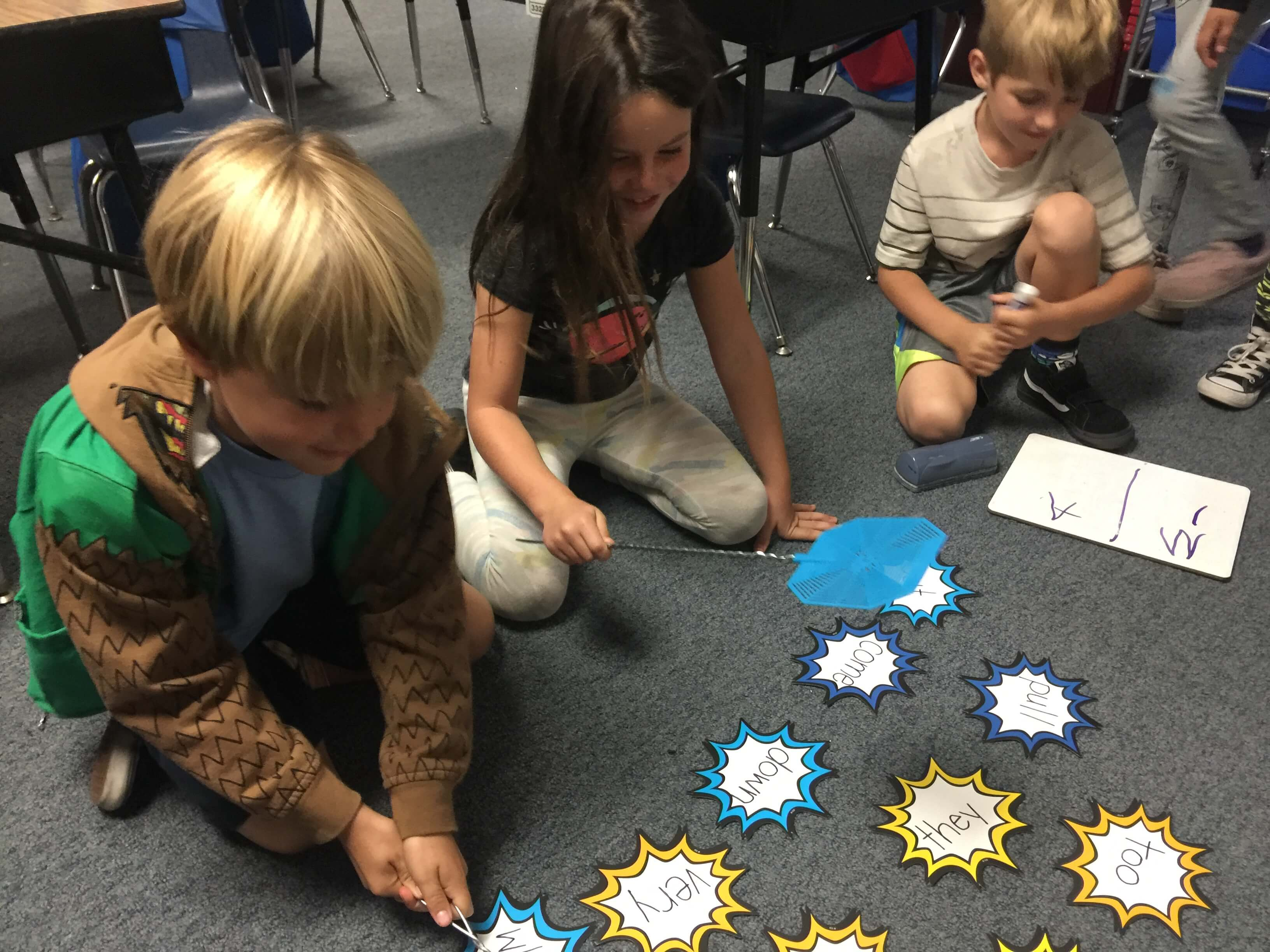 4 Simple Sight Word And Spelling Games For Centers Scholastic