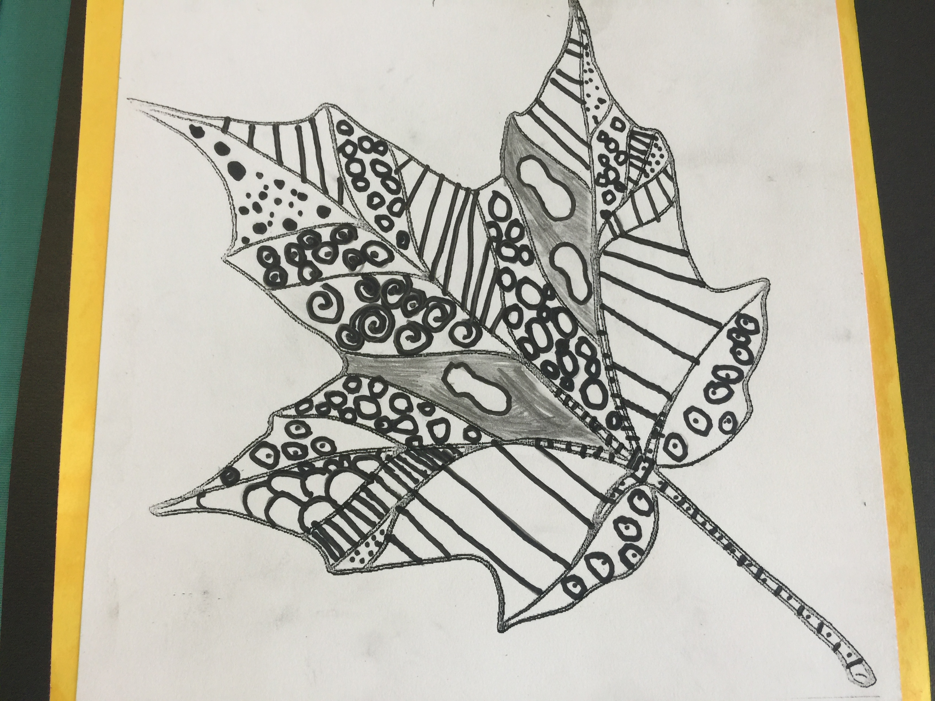 Simple Line Art Designs : Easy and awesome autumn art scholastic