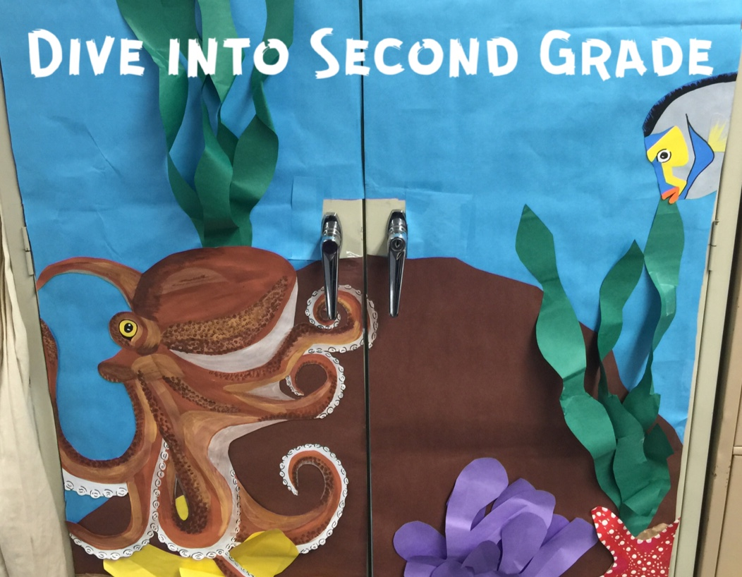 Dive Into Second Grade