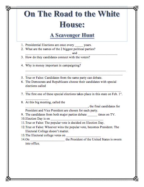 Election Day Extravaganza: No-Prep Lesson Plans | Scholastic