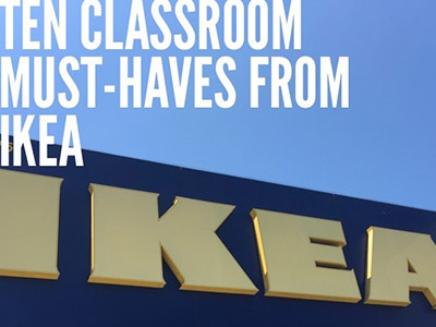 10 Classroom Must-Haves From Ikea
