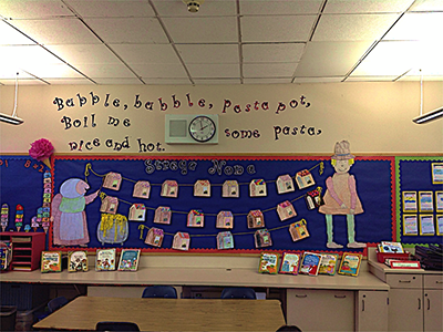 Bring the Magic Into Your Classroom With Strega Nona