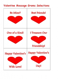 Quick and simple valentines day activity scholastic sample message templates maxwellsz