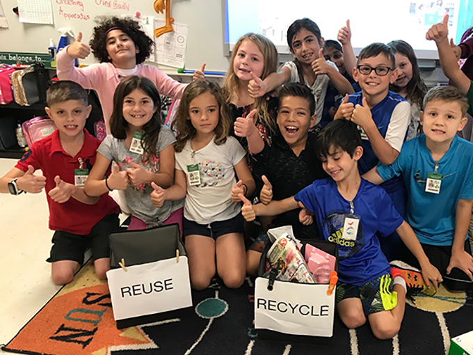 An Earth Day Sorting Game—What Can We Recycle?   Scholastic