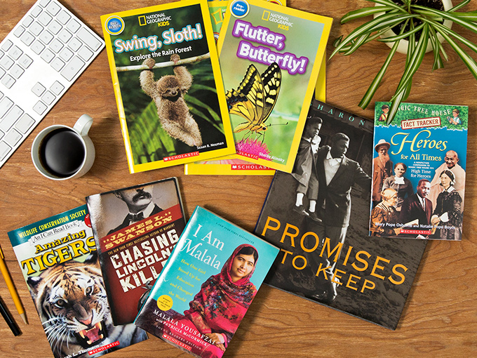 10 Best-Selling Nonfiction Books to Inspire Lesson Planning