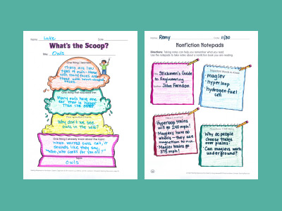 top 10 graphic organizers to help students comprehend nonfiction