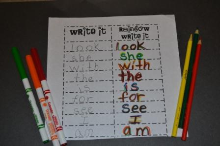 free first grade writing paper with picture box      ideas about Asprec s Apple  A First Grade Blog
