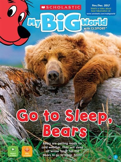 Bear Snores On Learning Activities And Crafts Scholastic