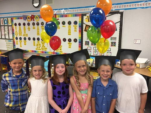 To Celebrate These AMAZING Kiddos I Plan A Very Special Graduation Here Are Some Of The Things Do That Make Our Kindergarten Day Wont