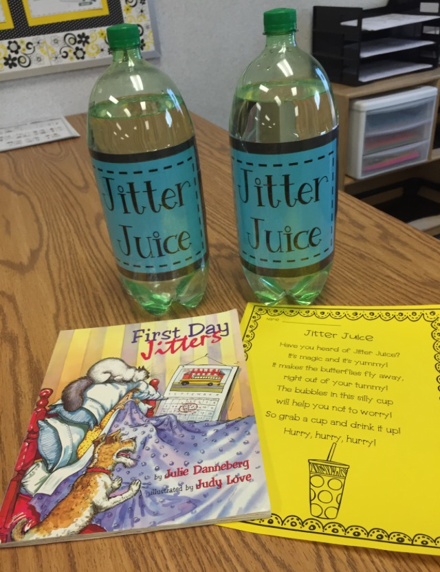 5 Tips to Tame First Day Jitters | Scholastic