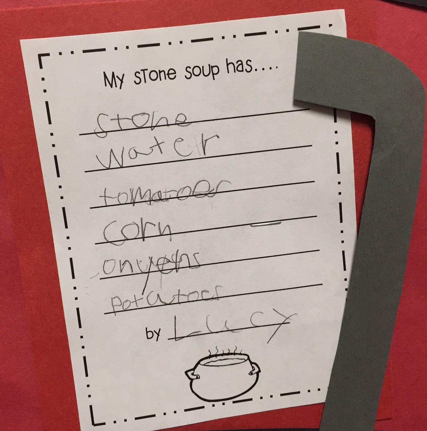 stone soup activities for third grade