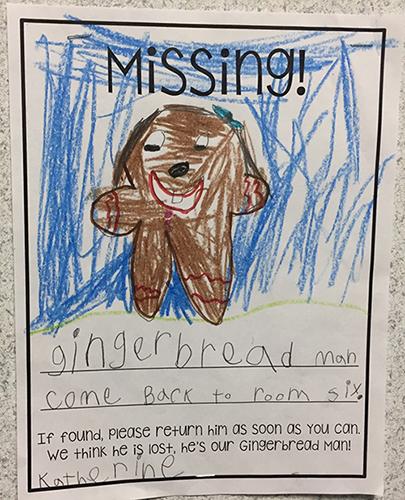 5 Days of Gingerbread Fun!   Scholastic