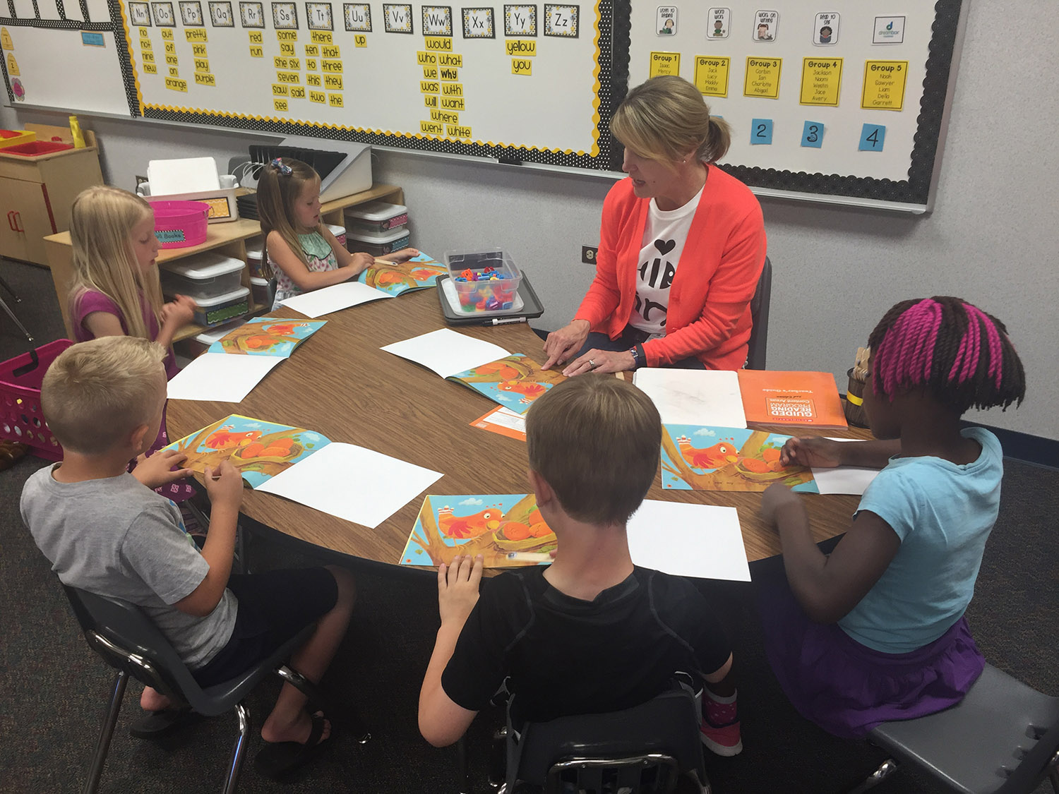Guided Reading: Part 1, Getting Set Up
