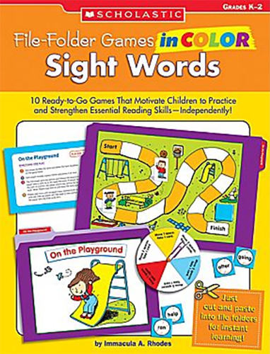 Learning Sight Words The Fun Way Scholastic