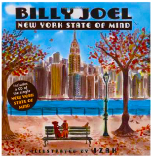 New York State of Mind book
