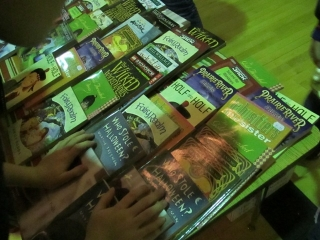 books for campers