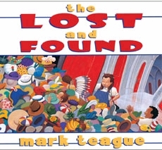 The Lost and Found book