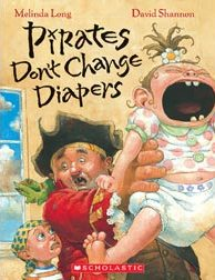 Pirates Don't Change Diapers book
