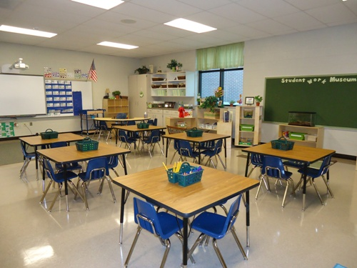 Classroom Design Tumblr ~ Spruce up your classroom with a little spring cleaning