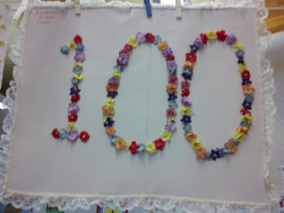 Image result for 100th day of school posters