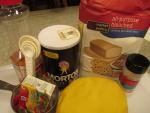 play dough ingredients