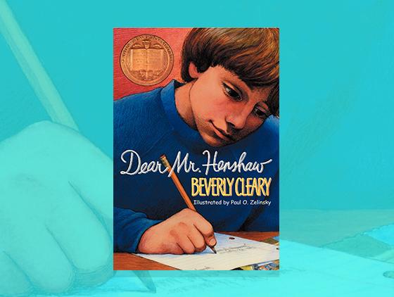 dear mr  henshaw teaching plan