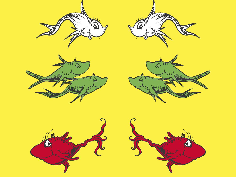 One Fish Two Fish Pattern Headbands Scholastic