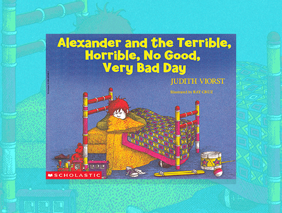 alexander and the terrible horrible book pdf