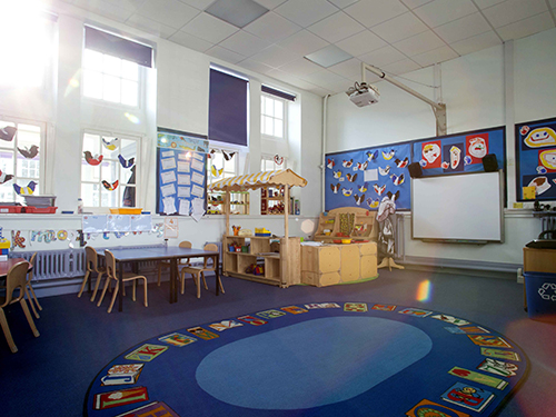 Classroom Setup And Design ~ Classroom design tips scholastic