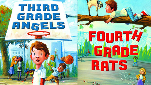 discussion guide for third grade angels and fourth grade rats rh scholastic com Fourth Grade Rats Non Fiction Books for 3rd Grade