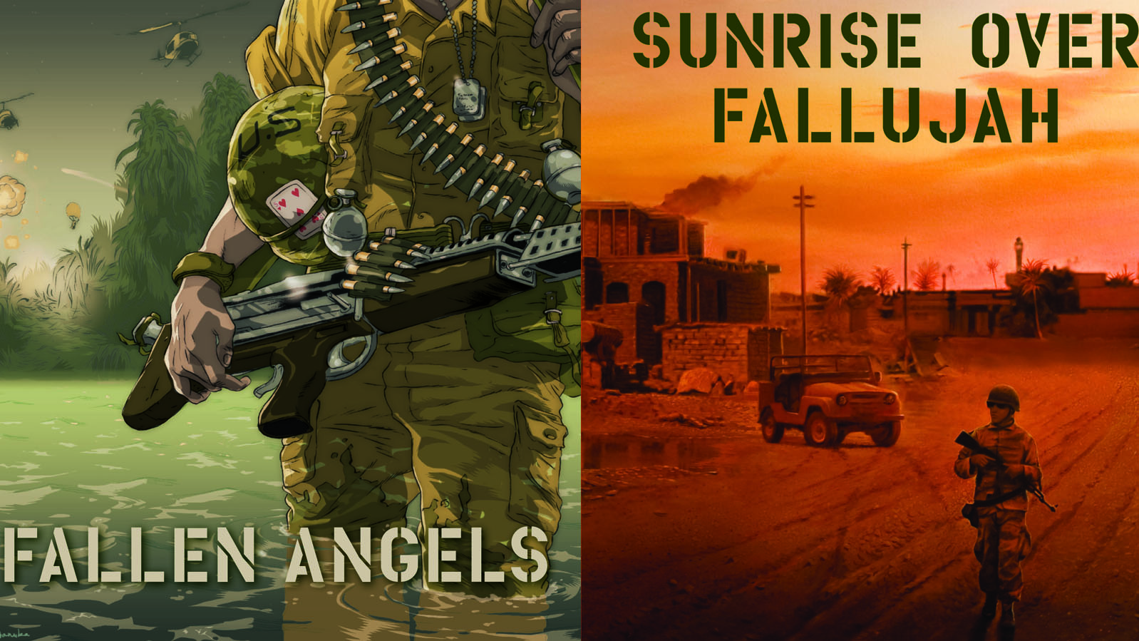 discussion guide for fallen angels and sunrise over fallujah discussion guide for fallen angels and sunrise over fallujah scholastic