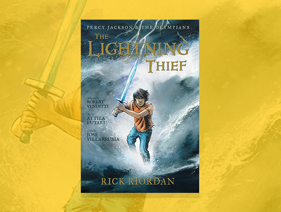 the lightning thief discussion guide scholastic