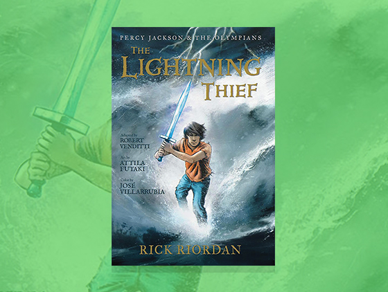 the lightning thief extension activities scholastic