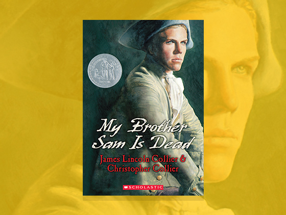 my brother sam is dead discussion guide scholastic