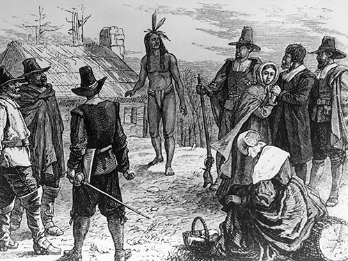 the early pilgrims in north america in the 1620s The pilgrims of the mayflower leiden congregation and families 1 allerton, isaac ‐ 1620, and on the same day was elected to a one‐year from england to north america on the mayflower and signed the mayflower compact.