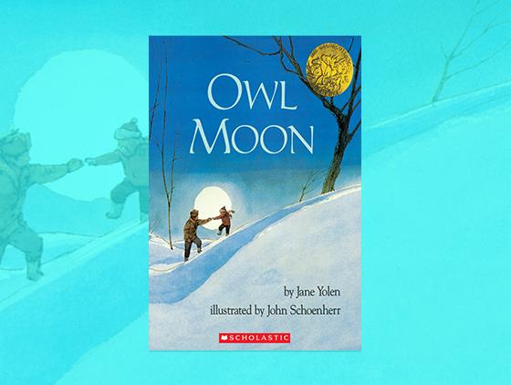 owl moon teaching plan