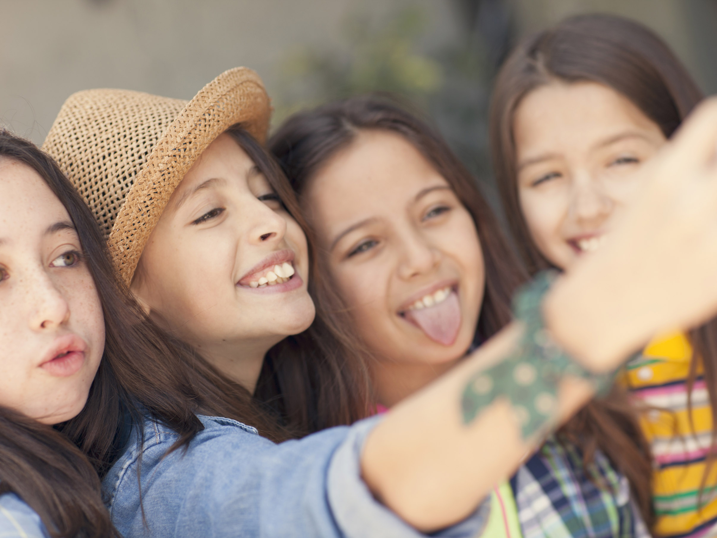 Building Self-Esteem in Middle School   Scholastic
