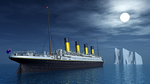 extra extra titanic sinks scholastic featured lesson plan
