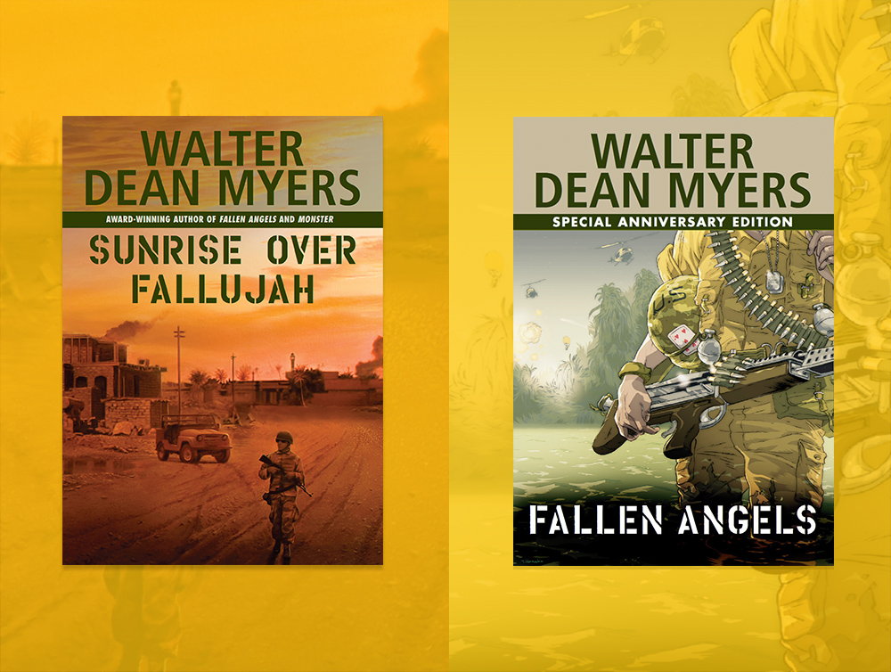 Discussion Guide For Fallen Angels And Sunrise Over Fallujah