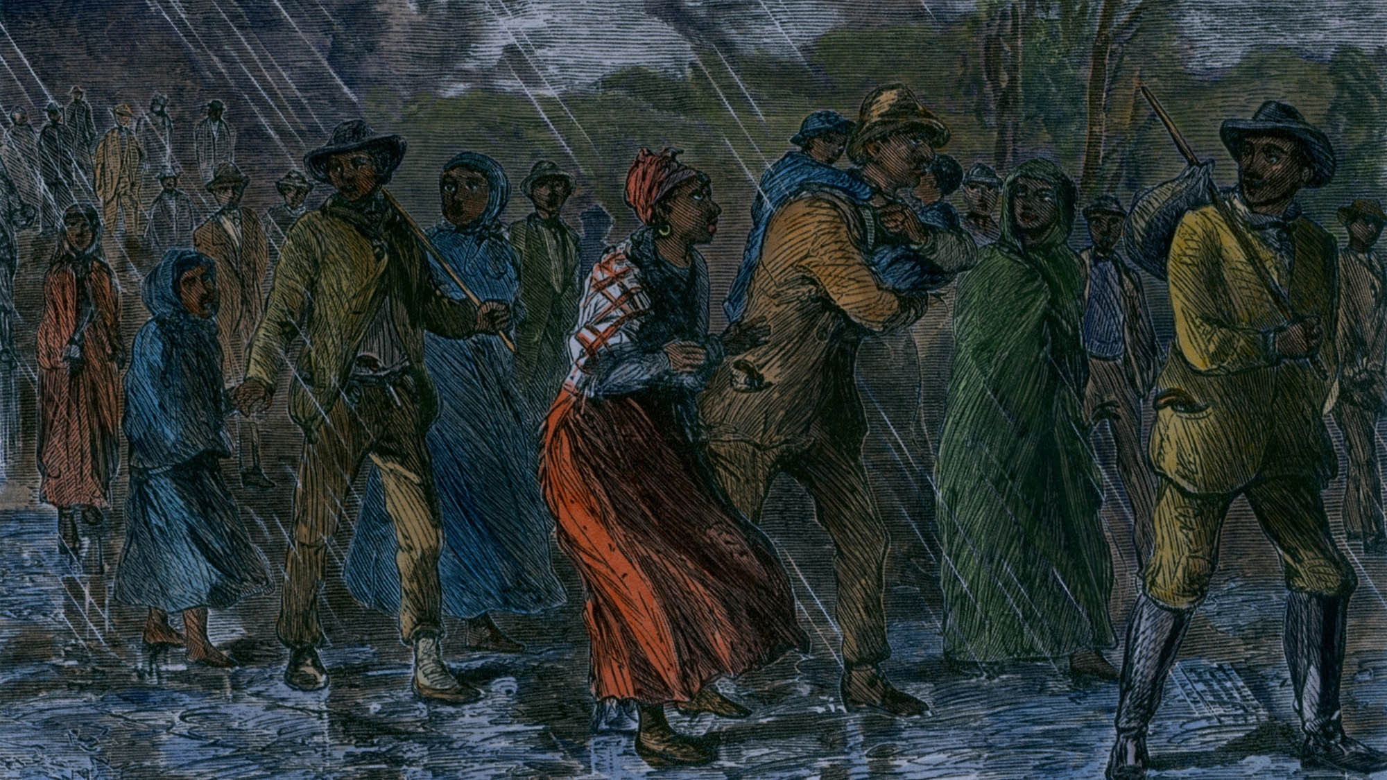 the underground railroad teaching guide scholastic