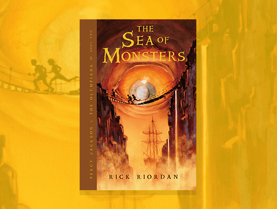 The Sea Of Monsters Discussion Guide Scholastic