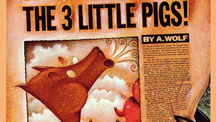 The True Story Of The 3 Little Pigs Extension Activities Scholastic