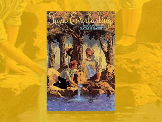 Tuck Everlasting Discussion Guide | Scholastic