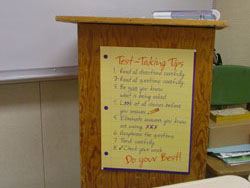 Test-Taking Strategies for Three Subject Areas | Scholastic