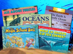 Ocean Life Books and Resources