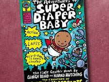 The Adventures of Super Diaper Baby Lesson Plan